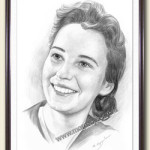 portrait_woman_pencil